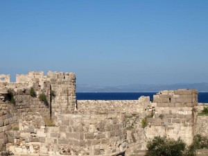 Die Burg Neratzia