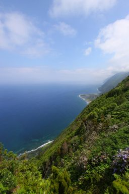 Die Insel Sao Jorge