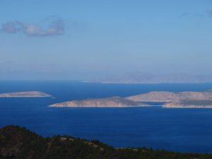 Kleine Inseln bei Rhodos