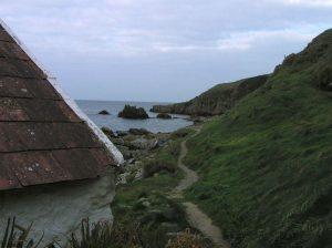 Die schönste Bucht der Insel Man