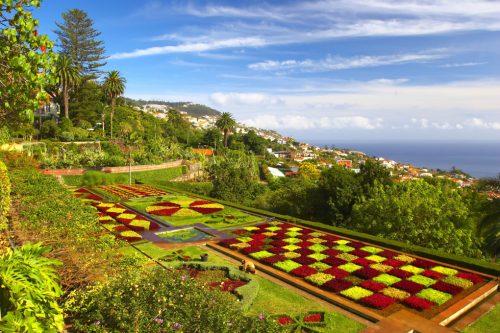 Der Botanische Garten von Funchal