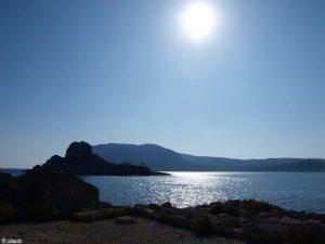 Die Felseninsel Kastri