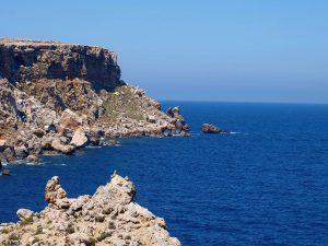 Die Küste bei Cap de Cavalleria