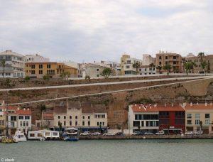 Hafen von Mahon