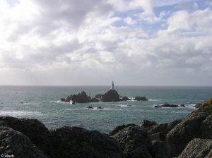 Der Leuchtturm La Corbière