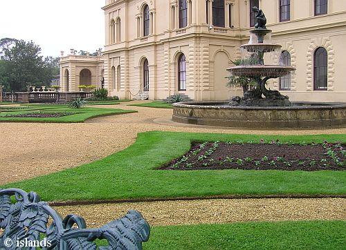 Garten Osborne House