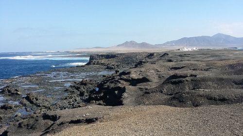Die Insel Fuerteventura