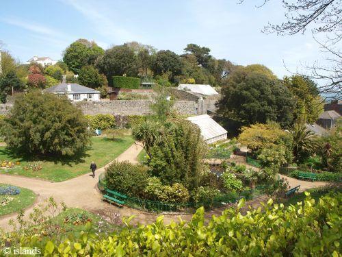 Candie Gardens Guernsey