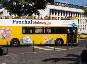 Sightseeing in Funchal